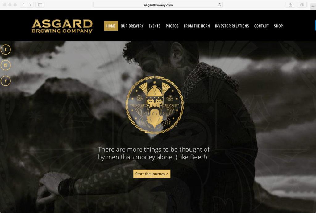 Asgard Brewery