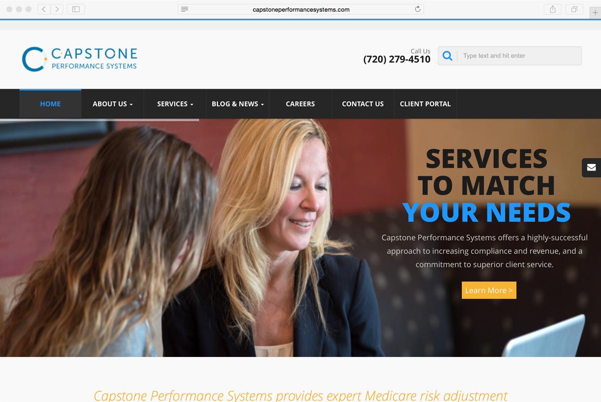 Capstone Performance Systems