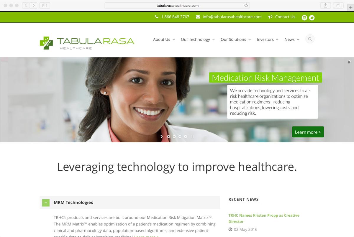 TabulaRasa Healthcare